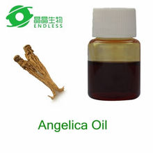 herbal plant Angelica Root Extract Oil