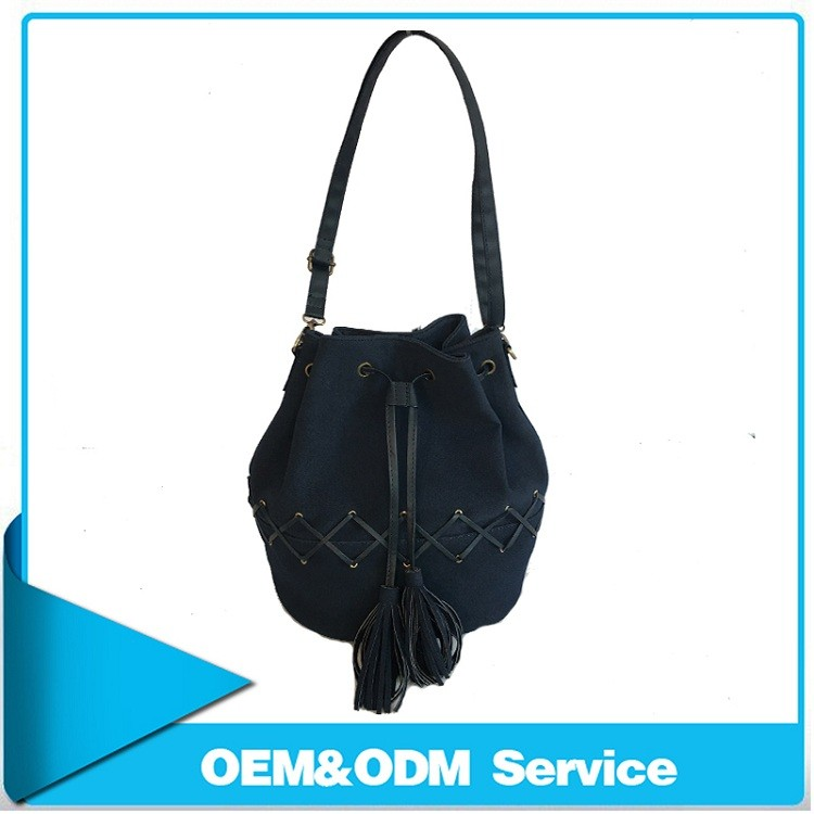 Guangzhou Hot Sale Professional Lower Price elegant lady fashion bucket bag new with factory price