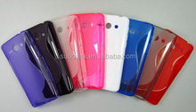 2014 New S Line TPU Case Gel Cover For Huawei Ascend Y530 C8813