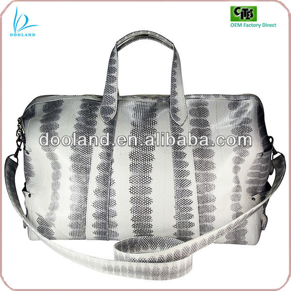 Exotic snake leather wholesale replica handbags