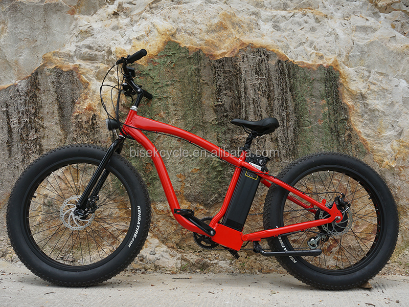 New fashion off-road motorbike electric fat bike 1000w for sport