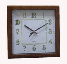 Wholesale Ajanta Square Wall Clock Models LX-4121