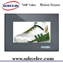 7 inch mounting electronic monitor for promotion lcd display advertising for sale work from USB SDcard