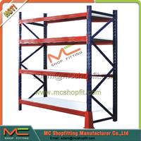 Adjustable heavy shelves steel pallet rack/ storage rack