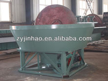 Good performance gold grinding machine wet pan mill