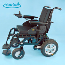 showgood brush motor electric wheelchair with motor