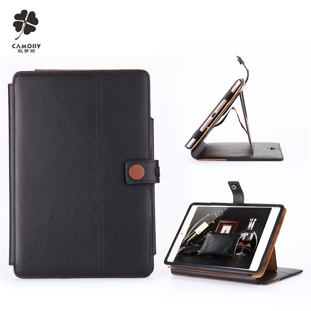 2017 new flip cover leather tablet case for tablet luxury case