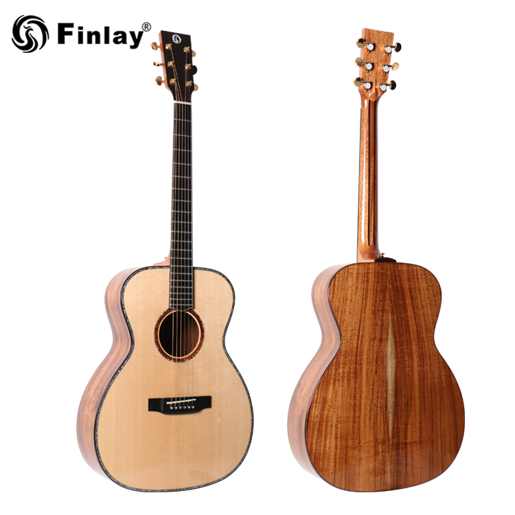 Finlay High Grade Folk Cheapest Acoustic China Guitar For Wholesale