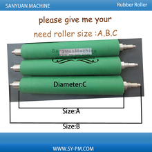 HOT SALE sanyuan brand high quality printing machine rubber roller