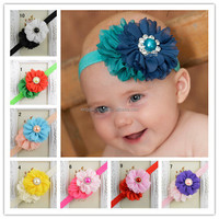 Flower Headband Children Headwear Infant Toddler Girls Headbands Kids Hair Bands Accessories