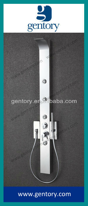 New CE Certified #304 Stainless Steel Shower Panel - S072