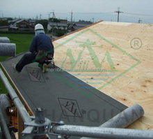 waterproof vapour permeable roofing membrane