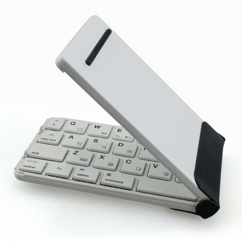 Mini Wireless Keyboard, 9.7 Tablet Pc Leather Case Bluetooth Keyboard
