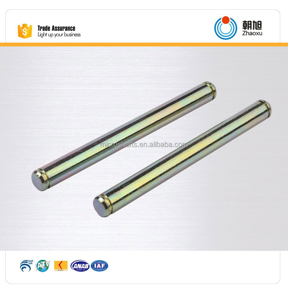China manufacturer high precision steel shaft for machine tools
