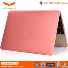 China manufacturer soft silicone case for macbook air