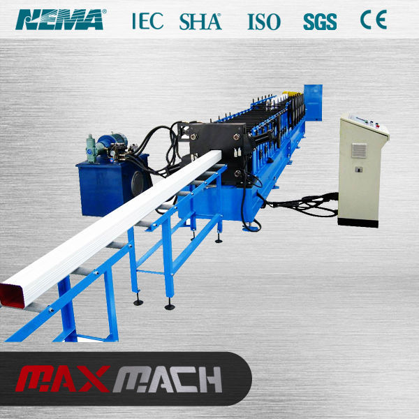 Maxmach hot sale used machine for making gutters