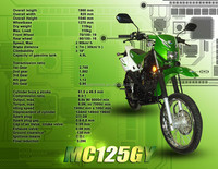 MC125GY dirt bike cheap 125cc,full size dirt bike,racing dirt bikes sale