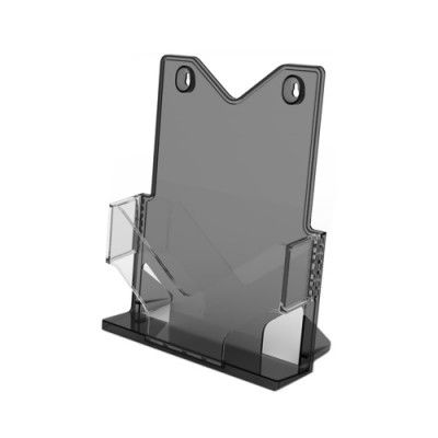 I-Holder Brochure Holder (Black - A4)