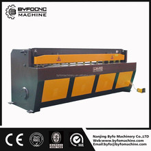 Cheap Factory Price electric guillotine cutting machine,handy metal cutter,used sheet metal shears