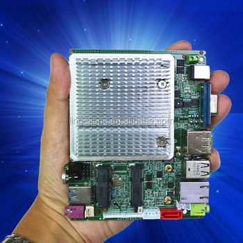 Small size Onboard Bay Trail Celeron J1900 Quad-Core fanless industrial motherboard integrated board ITX Fanless Motherboard