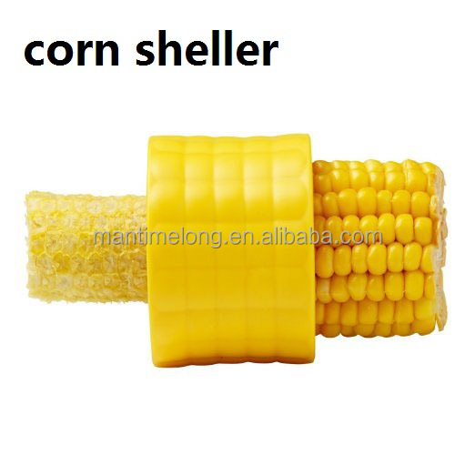 Creative Home Gadgets Corn Sheller Thresher Stripper Cob Cutter Remove Kitchen Accessories Cooking Tools