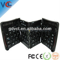 Latest Foldable Wireless 2.4GHz PC Laptop Keyboard from trade assurance supplier