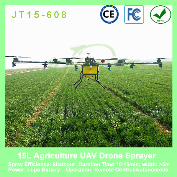 Joyance electric pesticide drone sprayer for agriculture