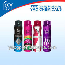 200ml aluminum can perfume body for women