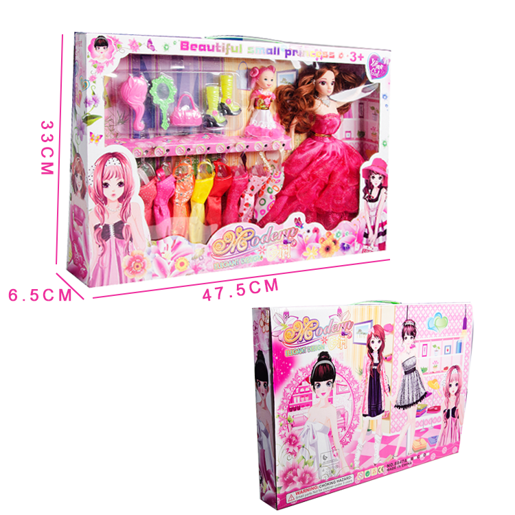11.5 Inch Barbie Doll Toys Wholesale Manufacturer