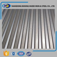 color coated corrugated steel roof sheet