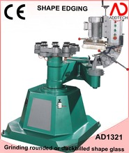 portable glass edge polishing machine,flat glass machinery corner
