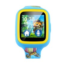 2016 high safety protective bluetooth smart watch kids smart watch