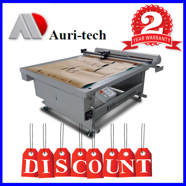 Smitte Flatbed Cutting Plotter,Cad Plotter,High Quality Cnc Flatbed Plotter Cutter for garment cutting