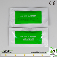 Tian Jin YiYe General Assay & Diagnostic Apparatus hiv 1+2 rapid test saliva