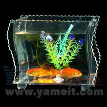 Customized acrylic aquarium sizes