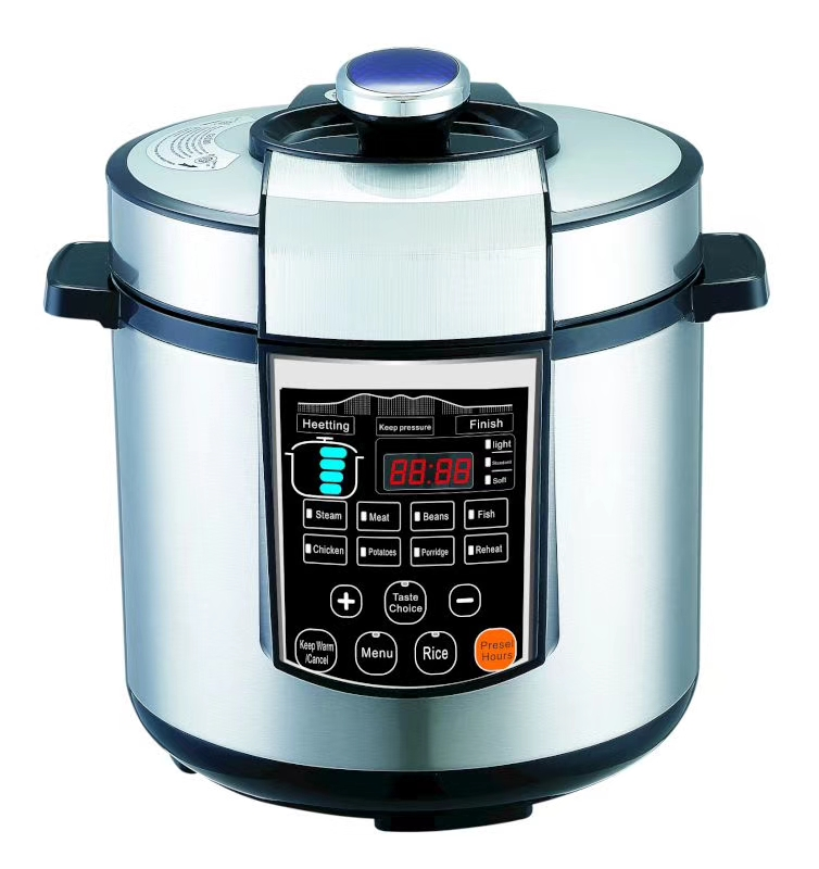 MPC026 multi functional automatic electric pressure cookers