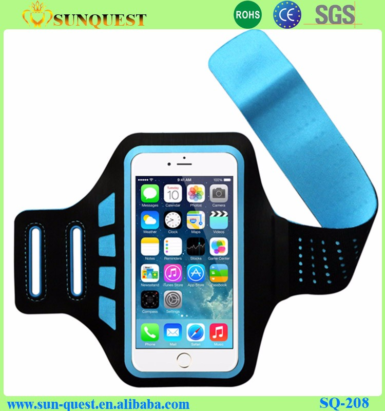 Universal Running Jogging Gym Sports Armband Phone Case Pouch For Various Phones