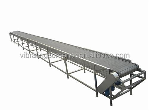 Production Line Wire Mesh Conveyor For Bread, Cookies, Sausage