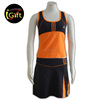 Female New Design Spandex Cheerleader Dress
