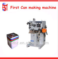 automatic tin can cap sealing machine