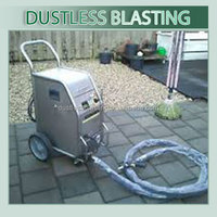 Environment Friendly Dry Ice Blasting Machine