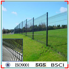 Hot top outdoor metal mesh fence panel/construction fence panels for sale