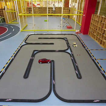 24square&15 square &6 square Indoor For Cars Rc Racing Car Track