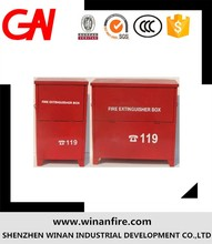 HIGH QUALITY Fire hose extinguisher box for Fire Fighting
