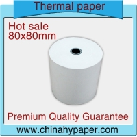 Thermal paper 80 x 80 MM for cash register machine wholesale suppliers