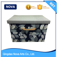 Storage boxes with lid