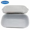 airline aluminum casserole aluminium containers with lid for food