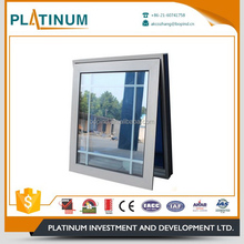 Direct factory double glazed house aluminum awning window pictures
