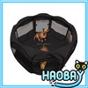 factory foldable fabric pet playpen 8 panels dog pen