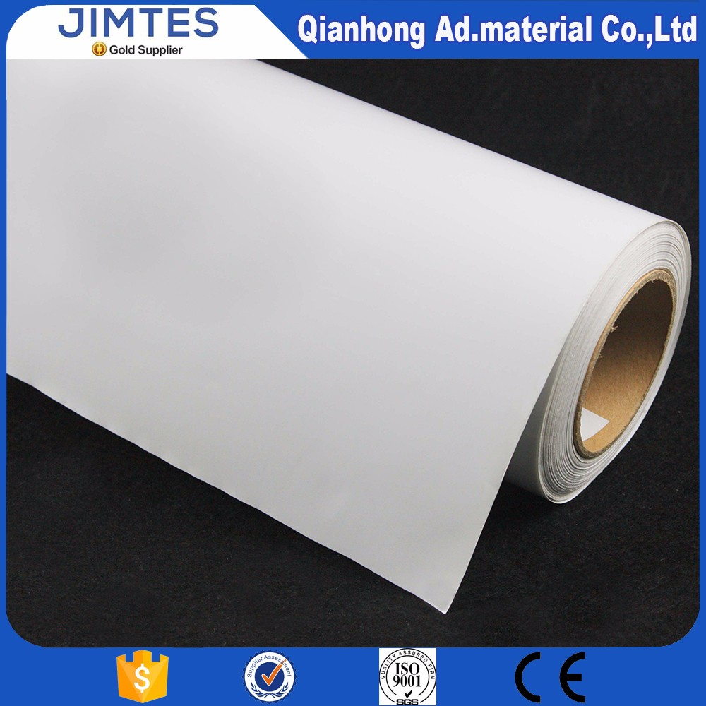 pvc advertisement self adhesive vinyl wall covering